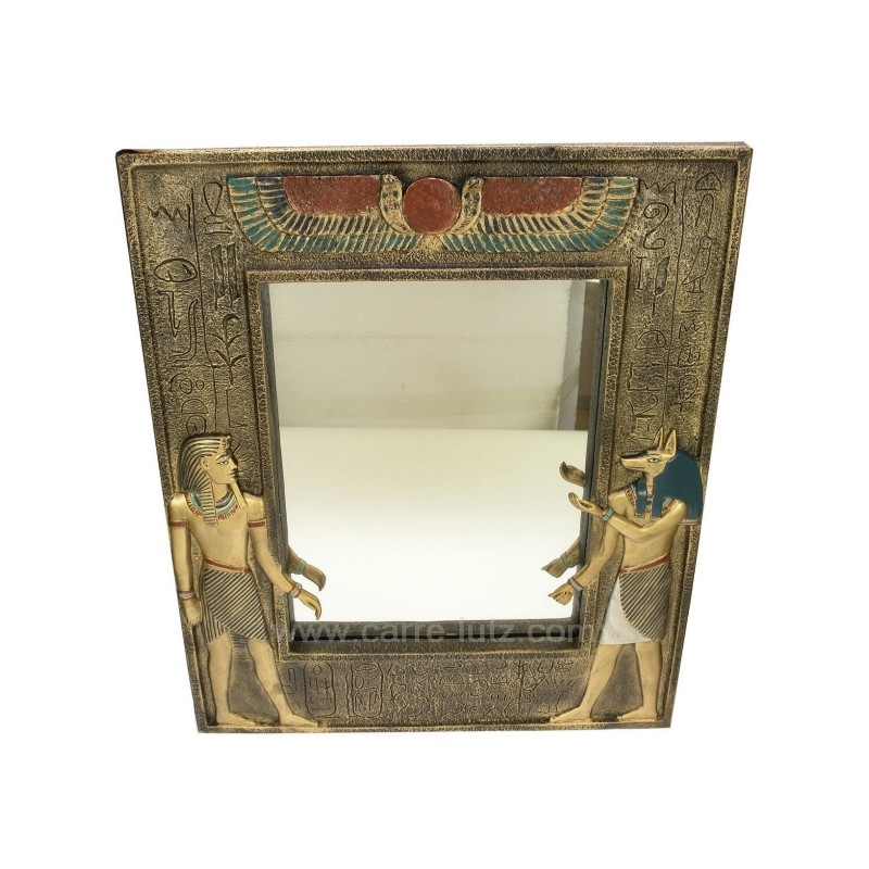 Miroir egyptien ref cl50030122 for Miroir egyptien