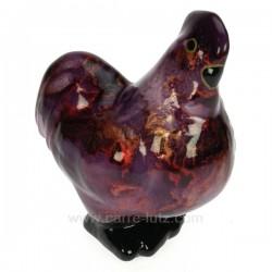 Poule violette Cadeaux - Décoration CL50090037, reference CL50090037