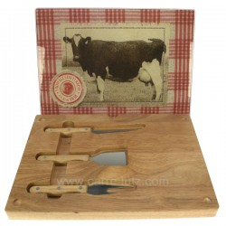 plateau fromage Vache Arts de la table CL50123004, reference carre-lutz CL50123004