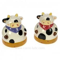 sel poivre vache Arts de la table CL50150607, reference CL50150607