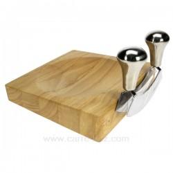Hachoir berceau inox La cuisine CL50150660, reference CL50150660