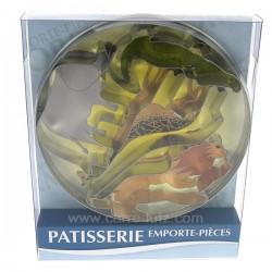 Boite 4 emportes pieces La pâtisserie CL50150675, reference CL50150675