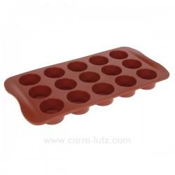 Moule chocolat rond La pâtisserie CL50150685, reference CL50150685