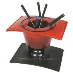 SERVICE A FONDUE FONTE La cuisine CL50157001, reference CL50157001