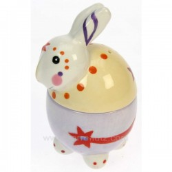 COQUETIER/SALIeRE LAPIN Arts de la table CL50170005, reference CL50170005