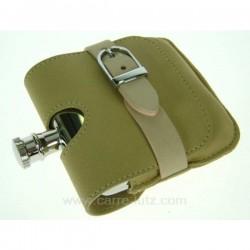 FLASQUE ACIER Cadeaux - Décoration CL50180004, reference CL50180004
