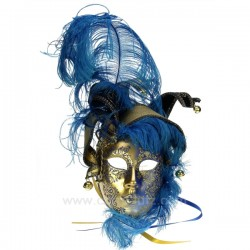 Masque de Venise harmony bleu Masque de Venise CL50240343, reference CL50240343