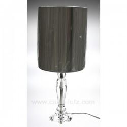 Lampe pied cristal Cadeaux - Décoration CL50250067, reference CL50250067
