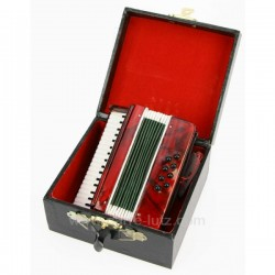 MINI ACCORDeON Cadeaux - Décoration CL54000005, reference carre-lutz CL54000005