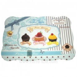 Set de table petits gateaux Arts de la table CL70000052, reference CL70000052