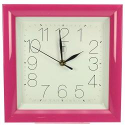 Horloge carre rose Horlogerie CL80000112, reference CL80000112