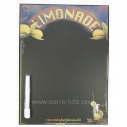 MeMO ARDOISE LIMONADE La cuisine CL80100013, reference CL80100013