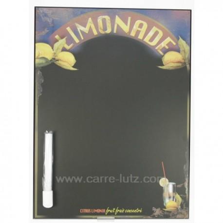 memo ardoise limonade ref cl80100013. Black Bedroom Furniture Sets. Home Design Ideas