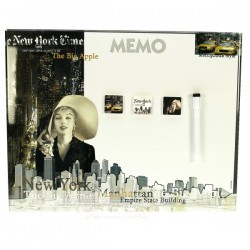 Memo metal New York La cuisine CL80100044, reference CL80100044
