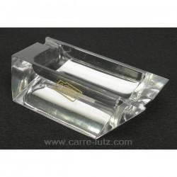 CENDRIER CRISTAL Cadeaux - Décoration CL82000017, reference CL82000017