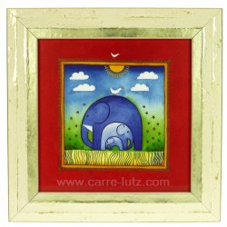 Cadre enfant theme elephant Cadeaux - Décoration CL90000249, reference CL90000249