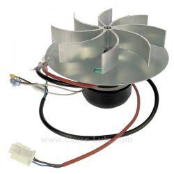 Ventilateur centrifuge Ecofit de poele a pellet Deville D0026580 Deville ARMEN C007735.03 C007736.06DA C07723.03DA CO7714 CO7...