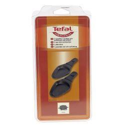 2 poêlons ou coupelles ovale à raclette Seb XA400102 , reference 853072