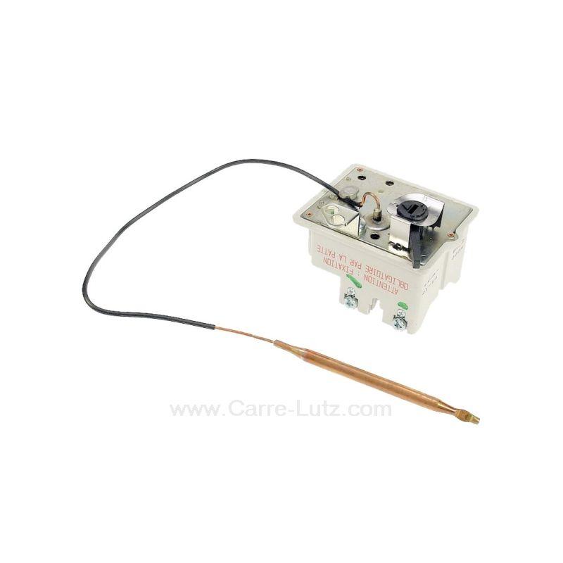 thermostat de chauffe eau cotherm bsd 270 mm bipolaire ref 732135. Black Bedroom Furniture Sets. Home Design Ideas