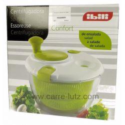 Essoreuse à salade avec clapet La cuisine 992BA001, reference 992BA001