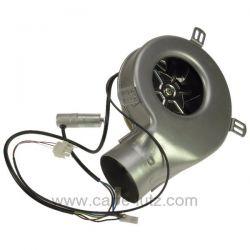 Ventilateur extracteur de fumée RIC282 de poele a pellet Palazzetti 892609190 , reference 231112
