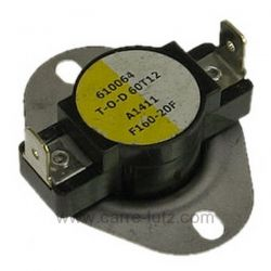 Thermostat sur 71° EF-013 Franco Belge 1941201 109656 , reference FB109656