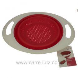 Passoire ronde en silicone rétractable Lacor 62624 , reference 991LC62624
