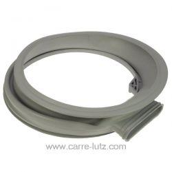 Joint de hublot de lave linge compatible Candy Hoover 41027514