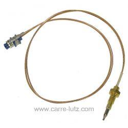Thermocouple de gazinière 500 mm Bompani M6537001496