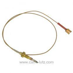 Thermocouple de gazinière 650 mm Smeg 948650091