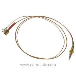 Thermocouple de gazinière 600 mm Smeg 948650108
