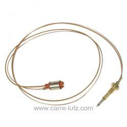 Thermocouple de gazinière 750 mm Smeg 948650135