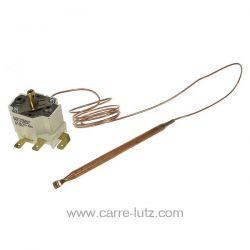 Thermostat de radiateur électrique DCU , reference 732114