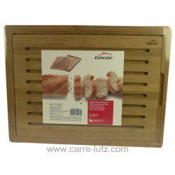 Planche à découper le pain en bambou Lacor 60487 , reference 991LC60487