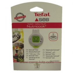 Minuterie d'autocuiseur X1060003 Seb nutricook , reference SEB1060003