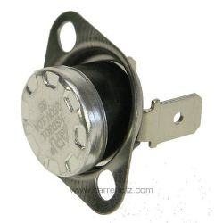Thermostat NC 85° avec fixation , reference 222244