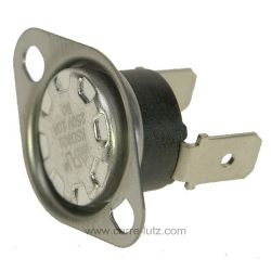 Thermostat NC 90° avec fixation , reference 222245