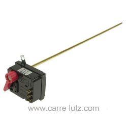 Thermostat de chauffe eau TAS TF triphasé 450 mm Ariston Lemercier