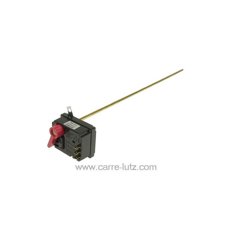 thermostat de chauffe eau tas tf triphas 450 mm ariston lemercier. Black Bedroom Furniture Sets. Home Design Ideas