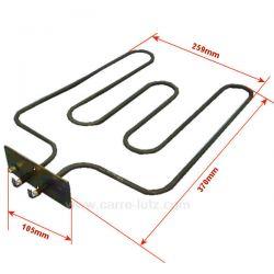 93700953 r sistance de sole 1530w de four rosi res ref 703115. Black Bedroom Furniture Sets. Home Design Ideas