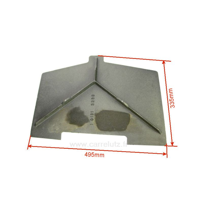 10131326800 d flecteur pour insert godin 3268 et 3368. Black Bedroom Furniture Sets. Home Design Ideas
