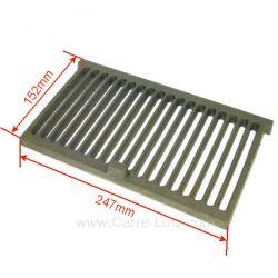 grille trappe 319205 d 39 insert franco belge ref fb319205. Black Bedroom Furniture Sets. Home Design Ideas