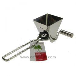 Hachoir à manivelle pour fines herbes Lacor 60334 , reference 991LC60334