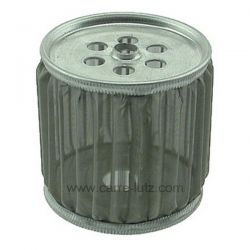 Filtre inox 100 micron pour 6027001 et 6027002, reference 6027003