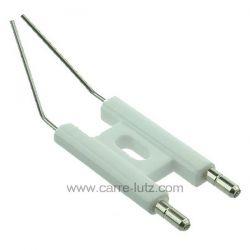 Electrode d allumage Q39803260 Ferroli , reference 6027304