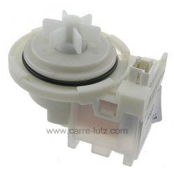 Moteur de pompe Pompe de vidange magnétique Bosch Siemens , reference 215341