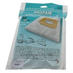 Sacs d'aspirateur microfibre par 4 Tristar, reference 802647