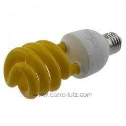 Ampoule à économie d'énergie anti moustique E27 26 W 230v , reference 620025