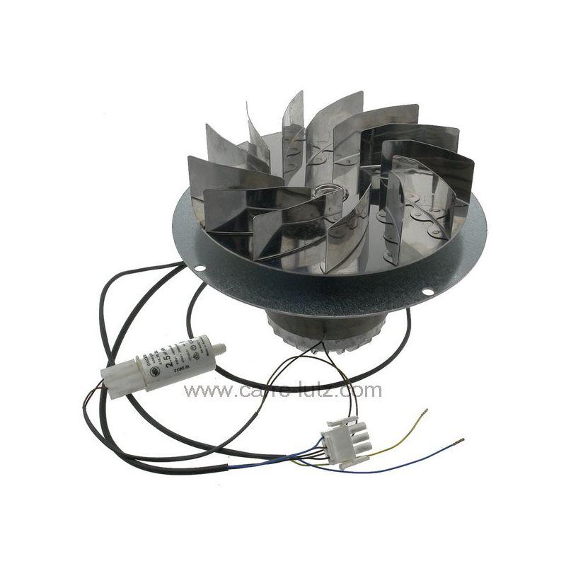 ventilateur extracteur de fum e ebm r2e180 de poele a. Black Bedroom Furniture Sets. Home Design Ideas