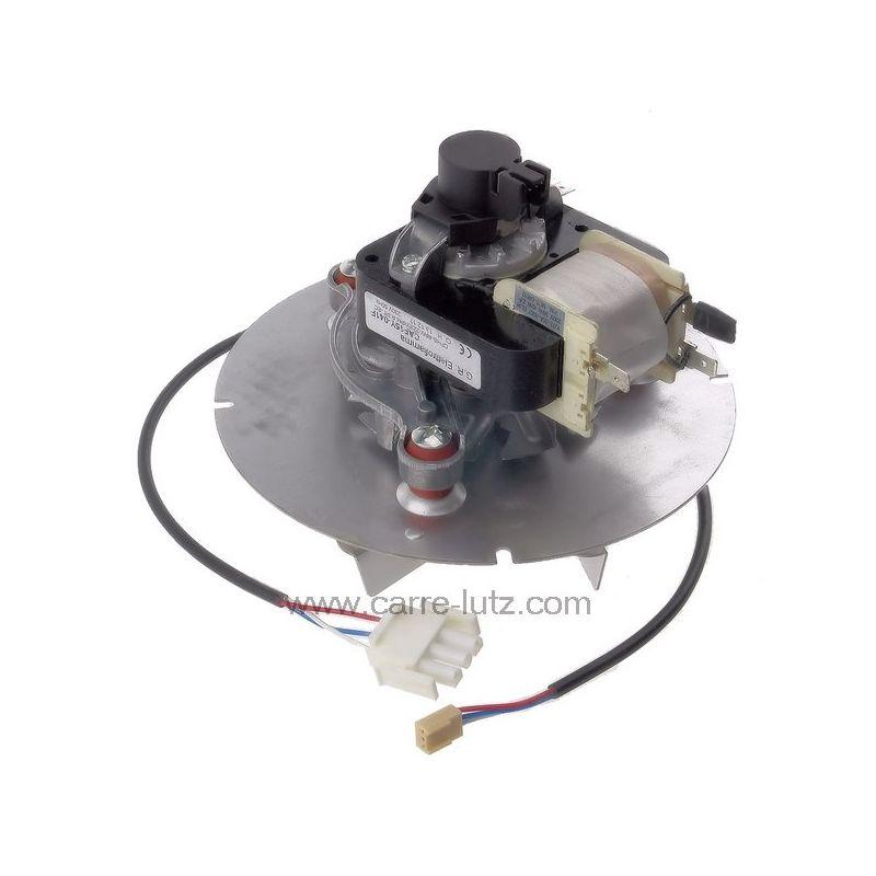 ventilateur extracteur de fum e de poele a pellet ref 231097. Black Bedroom Furniture Sets. Home Design Ideas